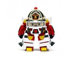 P83313 Рой трансформер 10 см + костюм астронавта