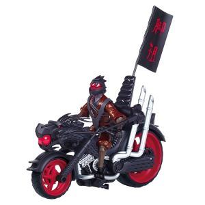 «Мотоцикл  с фигуркой  Фенга воин дракона» PL94003