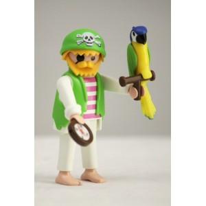 «Пират с попугаем» PM001076