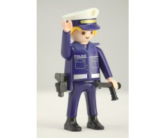 PM001087 Полицейский c дубинкой