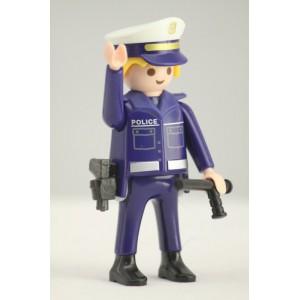 «Полицейский c дубинкой» PM001087