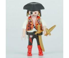 PM0011140 Пират с кинжалом и саблей