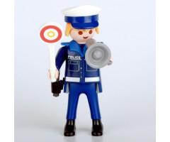PM001136 Полицейский регулеровщик