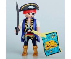 PM001138 Пират с картой и саблей