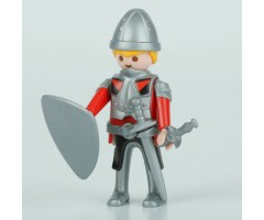 PM001143 Рыцарь с оружием и щитом