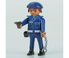 PM001144 Полицейский с наручниками