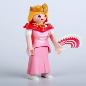 «Принцесса с веером» PM002