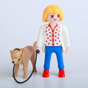 «Девочка с собакой» PM010
