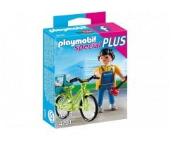 PM4791 Мастер с инструментами на велосипеде