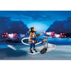 «Пожарник с гидрантом» PM4795
