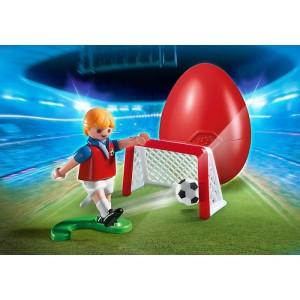 «Футболист с воротами и мячом» PM4947