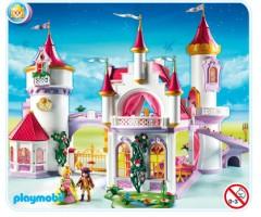 Сказочный дворец принцессы