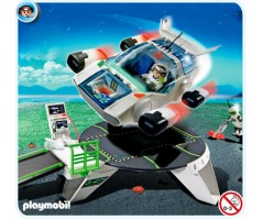 PM5150 Турбореактивный самолет Космических рейнджеров
