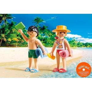 «Посетители пляжа» PM5165