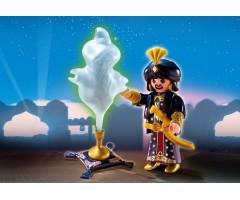 Волшебник и лампа