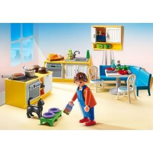 «Встроенная кухня с зоной отдыха» PM5336