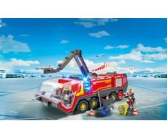 PM5337 Пожарная машина со светом и звуком