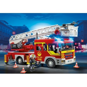 «Пожарная машина с лестницей со светом и звуком» PM5362