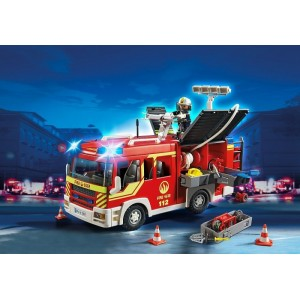 «Пожарная машина со светом и звуком» PM5363