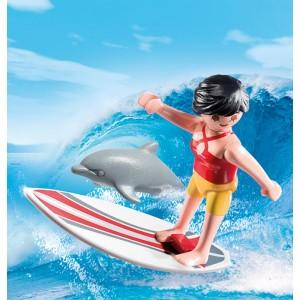 «Сёрфингист с доской» PM5372