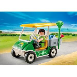 «Автомобиль для обслуживания кемпинга» PM5437