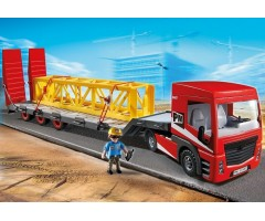 PM5467 Большой грузовик с грузовой платформой