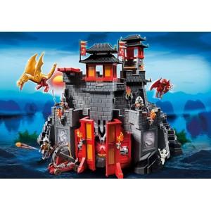 «Восточный замок с золотым Драконом» PM5479
