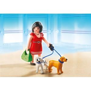 «Покупательница со щенками» PM5490