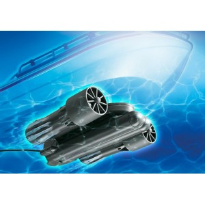 «Р/у подводный мотор для яхты» PM5536