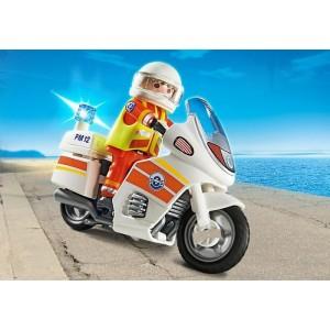 «Мотоцикл первой помощи с мигалкой» PM5544