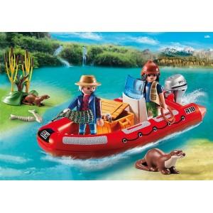 «Лодка с браконьерами» PM5559