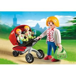 «Мама с близнецами в коляске» PM5573