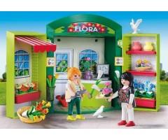 PM5639 Цветочный магазин