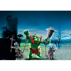 «Гигантский тролль и боевые гномы» PM6004