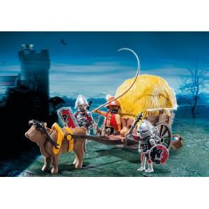 «Рыцари Сокола с камуфляжной повозкой» PM6005