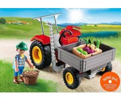PM6131 Уборочный трактор