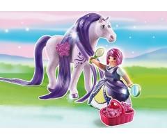PM6167 Принцесса Виола с Лошадкой
