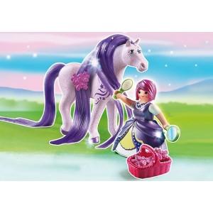 «Принцесса Виола с Лошадкой» PM6167