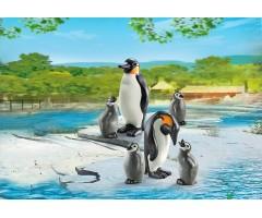 PM6649 Семья Пингвинов