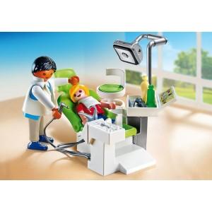 «Дантист с пациентом» PM6662