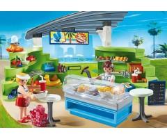 PM6672 Магазин летних товаров с закусочной
