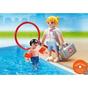 «Супервайзер в бассейне» PM6677
