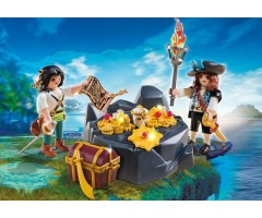 PM6683 Пиратский тайник с сокровищами