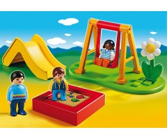 PM6785 Дети на площадке