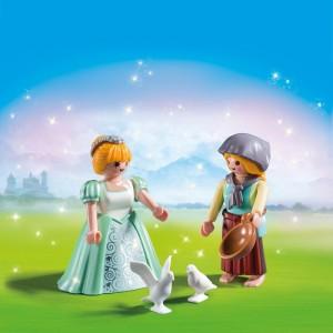 «Принцесса и служанка» PM6843