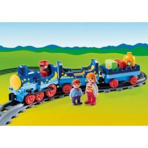 «Ночной поезд с треком» PM6880