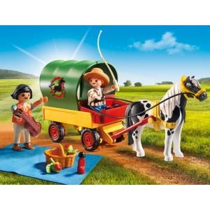 «Пикник с коневозкой» PM6948