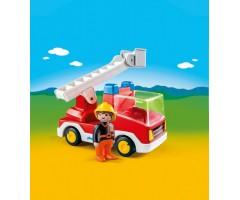 PM6967 Пожарная машина с лестницей