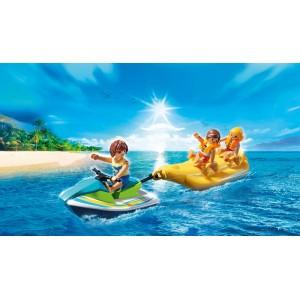«Гидроцикл с лодкой банан» PM6980