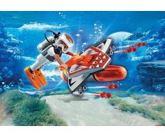 PM70004 Подводное крыло шпионской команды